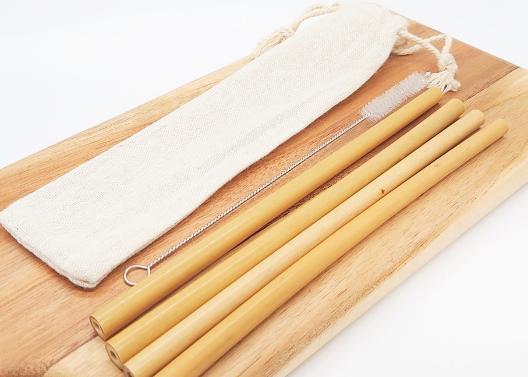 comprar pajitas de bambú en Valencia