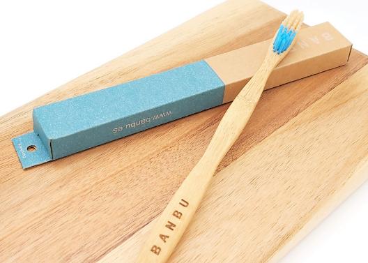 comprar cepillo de dientes de bambú en Valencia