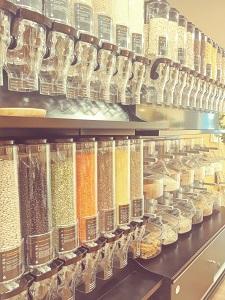 comprar comida a granel en Valencia
