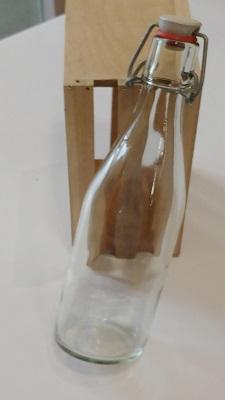 comprar botellas de cristal en Valencia