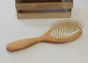 comprar cepillo natural para el cabello en Valencia