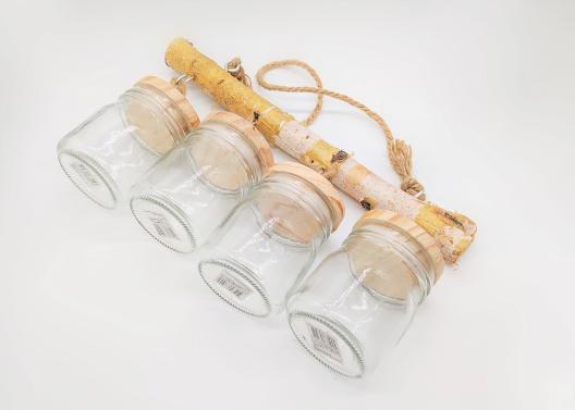 comprar recipientes de especias de vidrio en Valencia