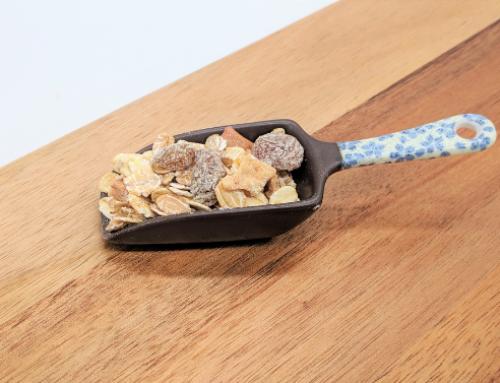 4 Cereales con Manzana y Pasas Ecológico