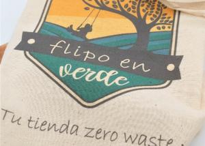 comprar bolsa de tela Flipo en Verde