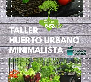 taller jardinería en Valencia