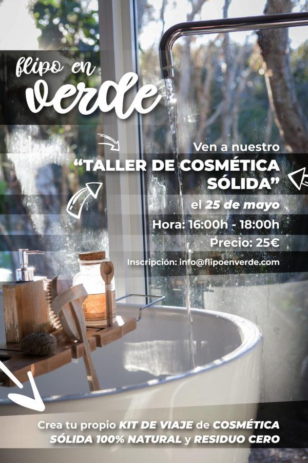 taller de cosmética en Valencia