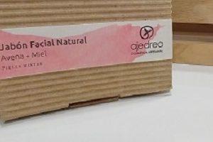 comprar jabón facial natural en Valencia