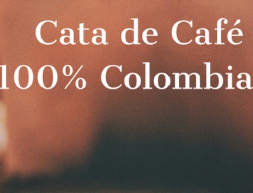 Cata de Café Colombiano