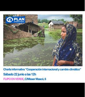 charla informativa de ONG en Valencia