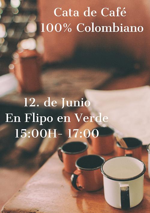 cata de café Elixir en Valencia