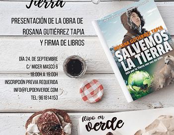 presentación libro en Valencia