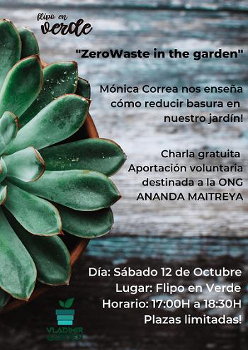 charla residuo cero en Valencia