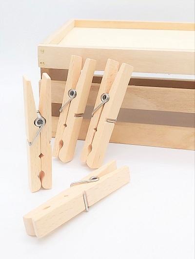 comprar pinzas de madera en Valencia