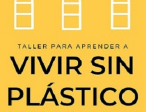Charla «Vivir sin Plástico»
