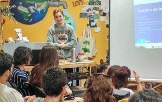 taller como vivir sin plástico en Valencia