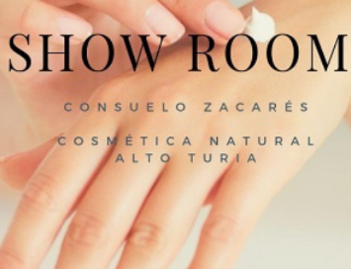 Showroom Cosmética Natural