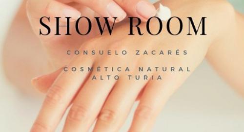 showroom de cosmética sólida en Valencia