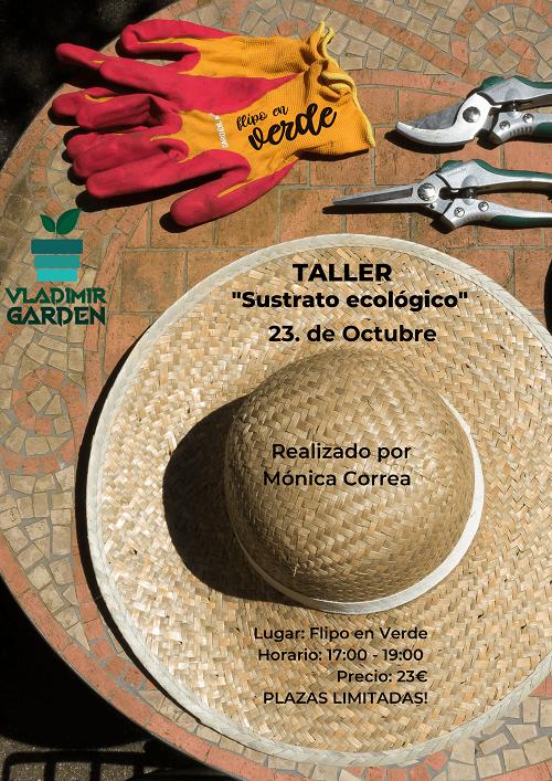 taller de sustrato ecológico en Valencia