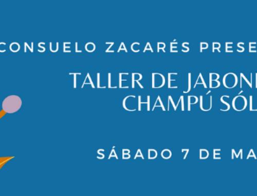 Taller de Jabones y Champú sólido