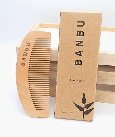 comprar peine de bambú en Valencia
