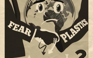 crítica contra plásticos de un sólo uso